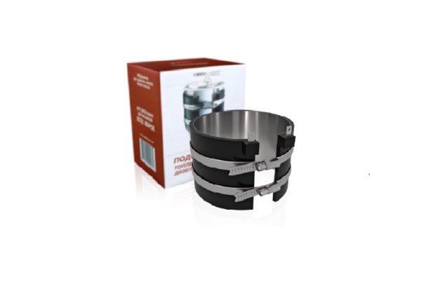 Предпусковой бандажный нагреватель фильтра тонкой очистки